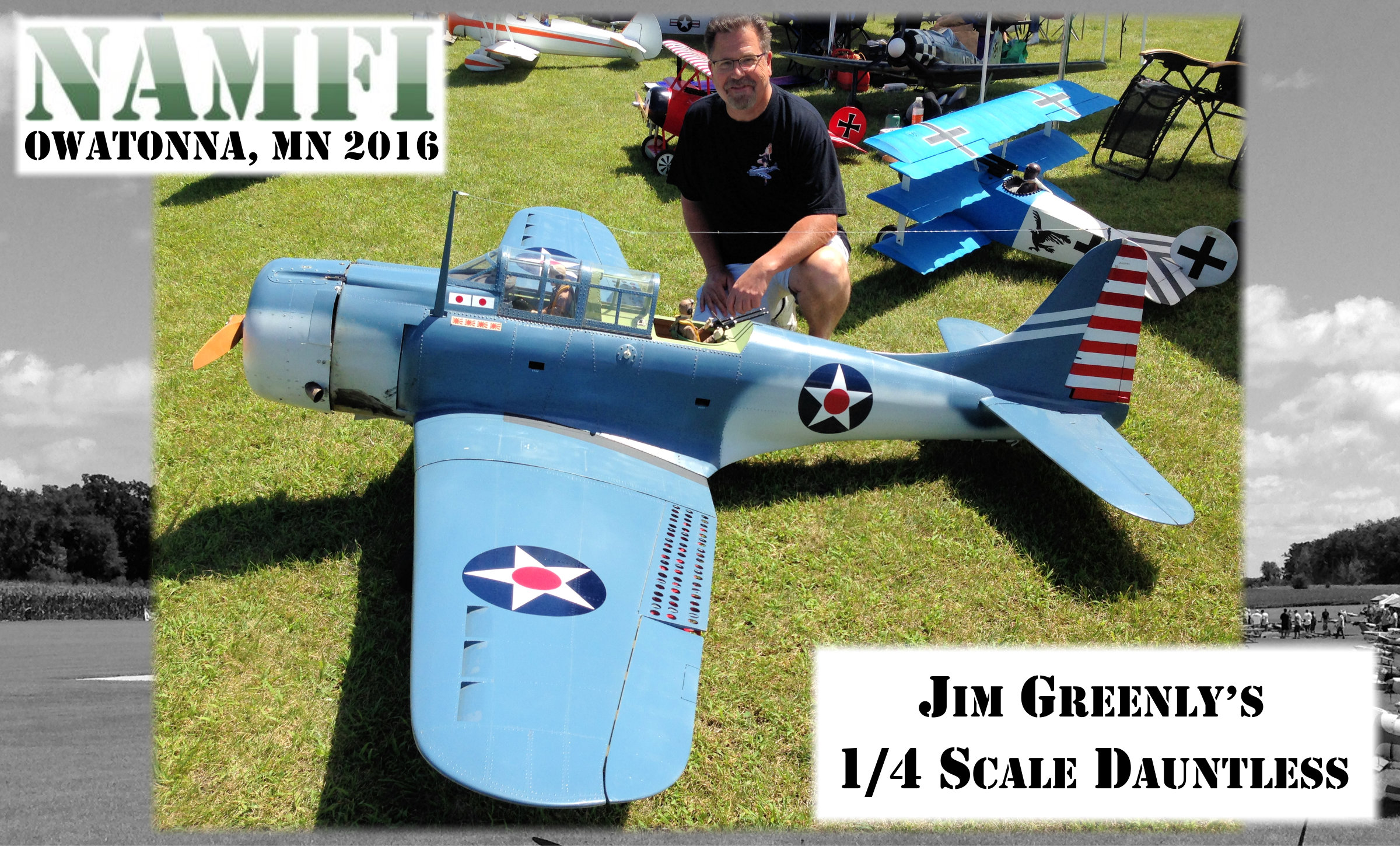 MN Scale & Giant Scale RC
