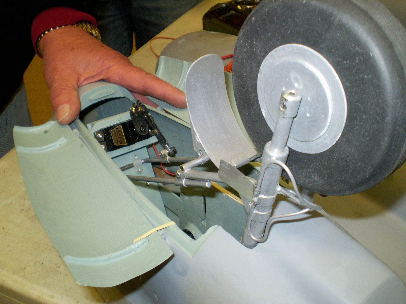 Scratch Built 65 Quot De Havilland Mosquito Scale 1 10 Build